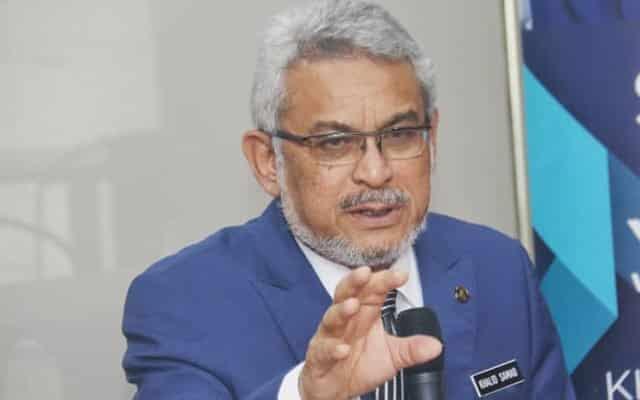 Tak tahan asyik nak salahkan Anwar, akhirnya Khalid Samad 'sound' Tun M