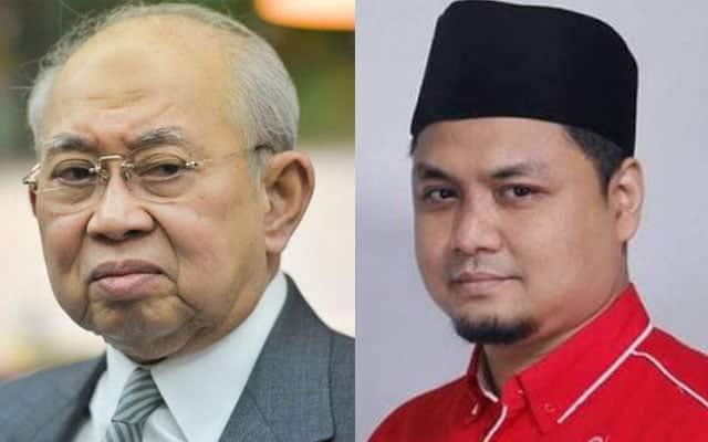 Panas!!! Pemimpin Bersatu dakwa Ku Li mahu runtuhkan kerajaan PN, baik dengan Tun M