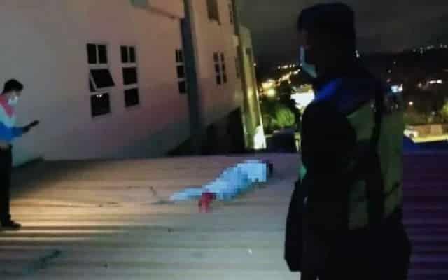 Gempar !!! Pesakit Covid-19 terjun dari tingkat 6 hospital