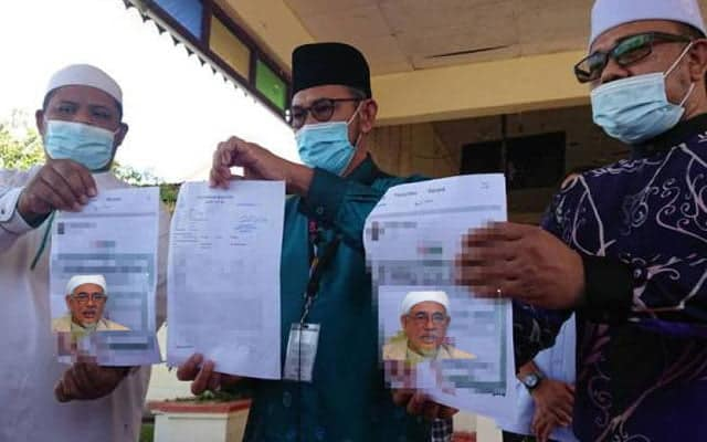 'Edit' gambar Hadi, Pas Melaka lapor polis