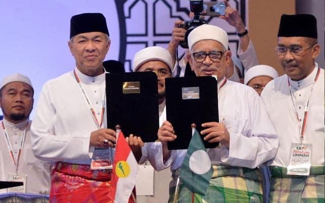 Ahli Umno gelar Pas sebagai 'unKing Maker'