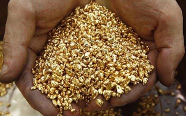 WOW   Terkejut jumpa simpanan emas bernilai RM24 bilion