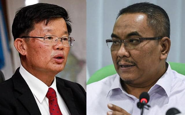Air mentah P.Pinang bawah urusan Putrajaya, KM beritahu MB Kedah