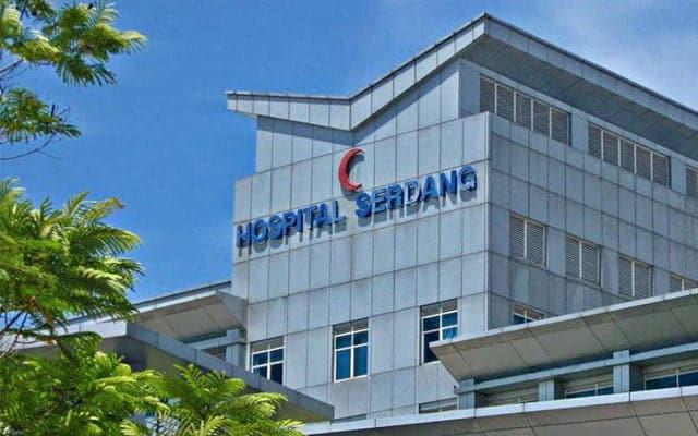 Selepas Hospital Klang, petugas dan kakitangan Hospital Serdang pula dijangkiti Covid-19