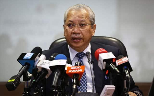 Annuar Musa dakwa tindakan di Perak tidak dibincang dalam mesyuarat MT Umno