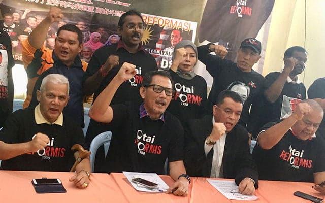 Anwar perlu berhenti berharap dan 'move on' – Otai Reformis
