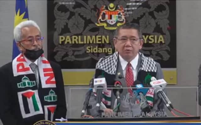 Penyertaaan Israel dalam Ekspo Dubai, Amanah gesa Malaysia boikot