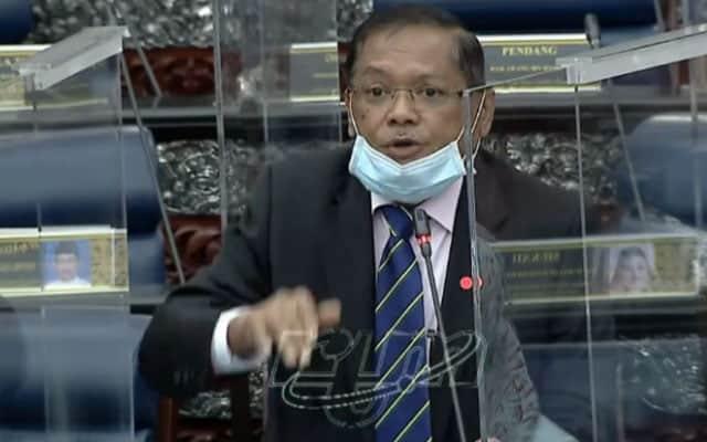 Sebelum mengundi saya nampak kelibat Nazri ada, lepas tu menghilang – MP Bersatu
