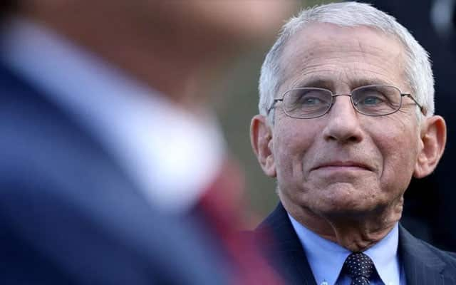 US gaining control over pandemic by next autumn – Fauci