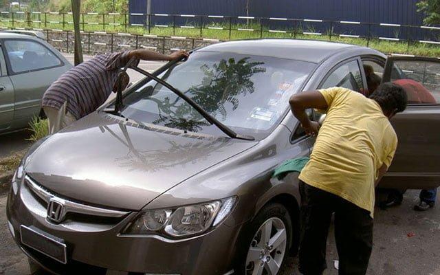 Peniaga cuci kereta bingung dengan SOP tak selaras