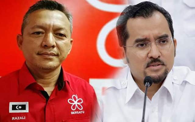 Panas !!! Pemimpin Bersatu gelar Ketua Pemuda Umno 'Dr Cap Ayam'