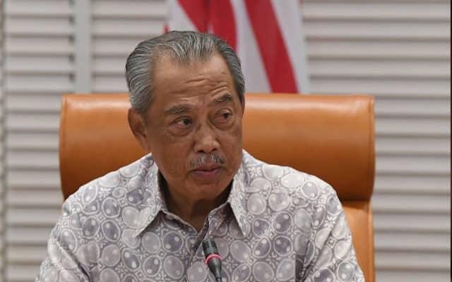 Muhyiddin pengerusikan mesyuarat PN Johor esok