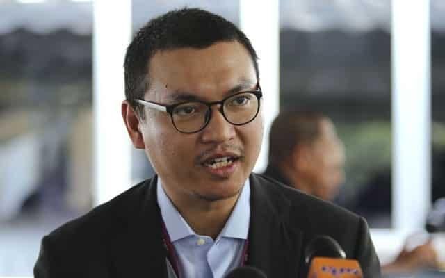 Terkini !!! Saiful Bukhari umum masuk Bersatu