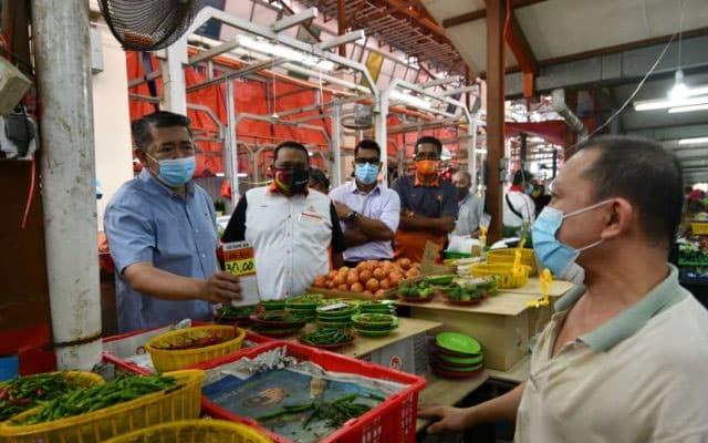 Salahuddin gesa Kementerian Pertanian perlu segera salur bantuan makanan