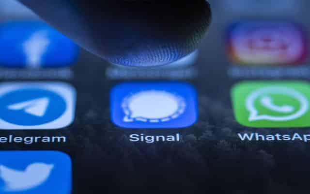Pengguna whatsapp mula berhijrah ke aplikasi Telegram dan Signal
