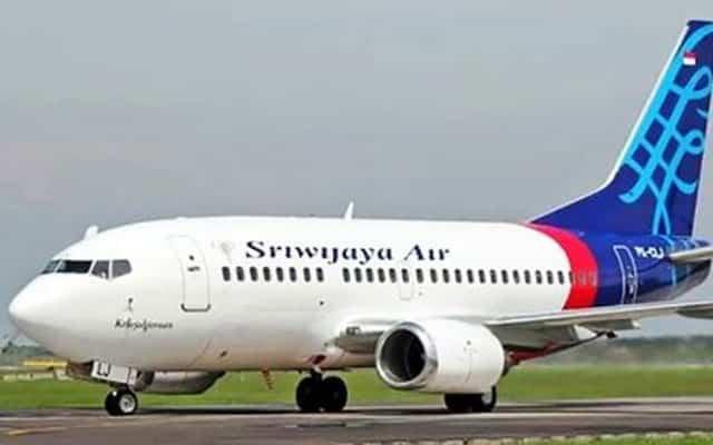 Pesawat Indonesia disyaki terhempas