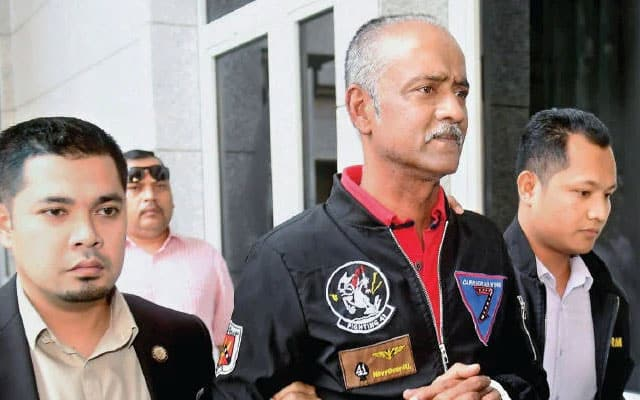 Abang MP Baling dilepas tanpa bebas rai tuduhan subahat rasuah