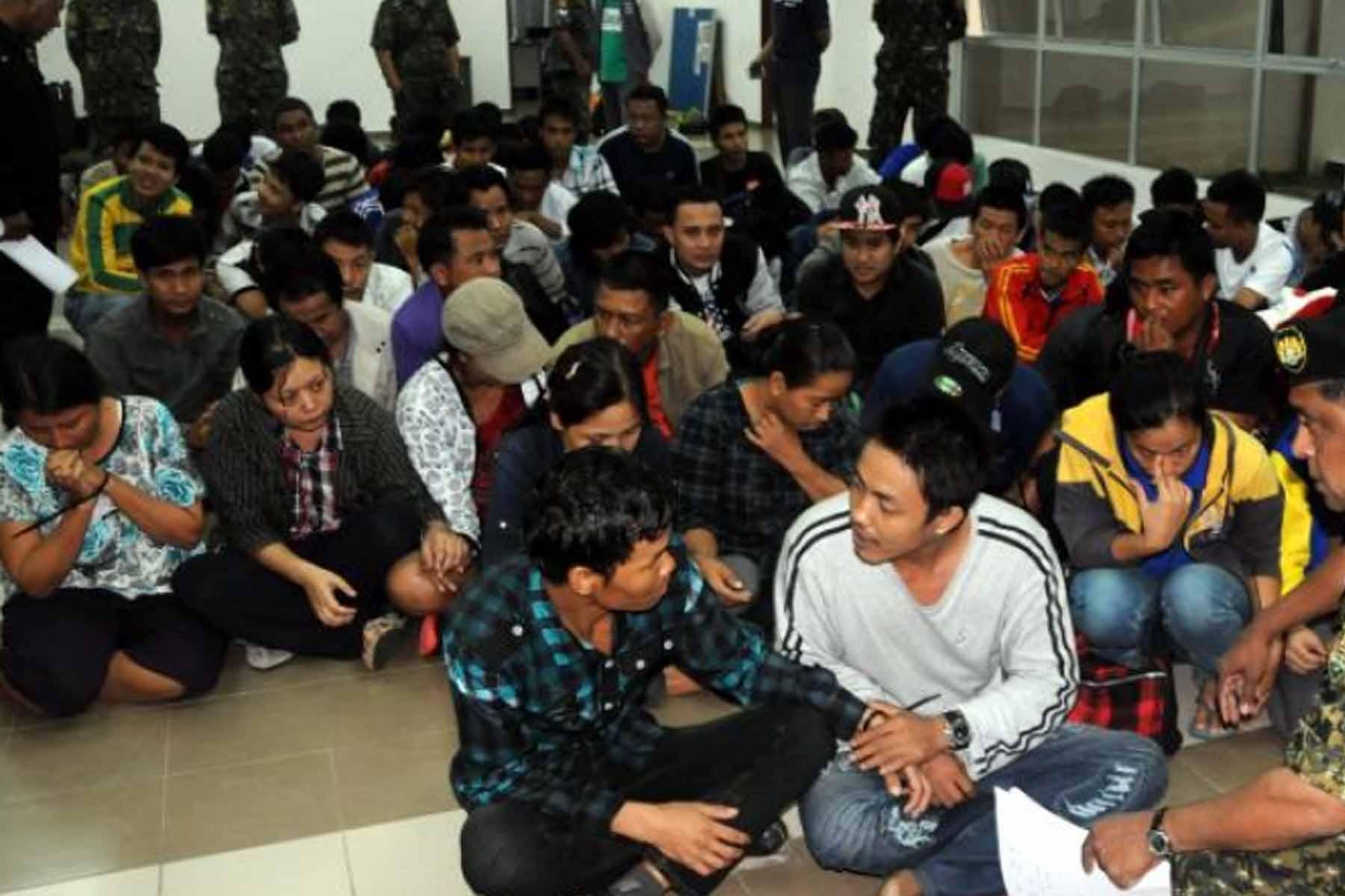 PH gesa tangguh dahulu hantar balik 1200 warga Myanmar ekoran rampasan kuasa