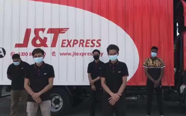 [Video] J&T mohon maaf atas aksi 'mengamuk' pekerjanya
