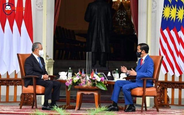 PM tinggalkan negara pergi Indonesia waktu darurat?