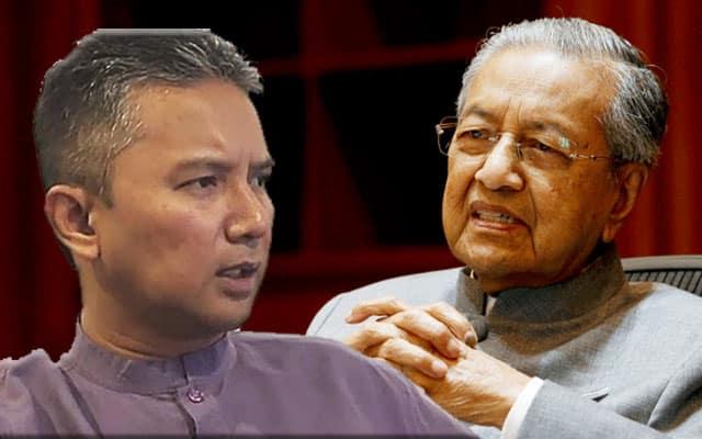Panas !!! Adakah Mahathir pembelit yang terbelit?, soal pensyarah