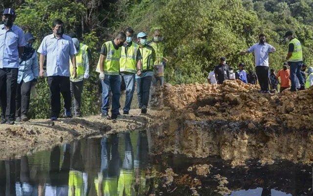 Krisis air di Selangor berjaya diatasi bila premis haram proses besi diambil tindakan – Hee Loy Sian