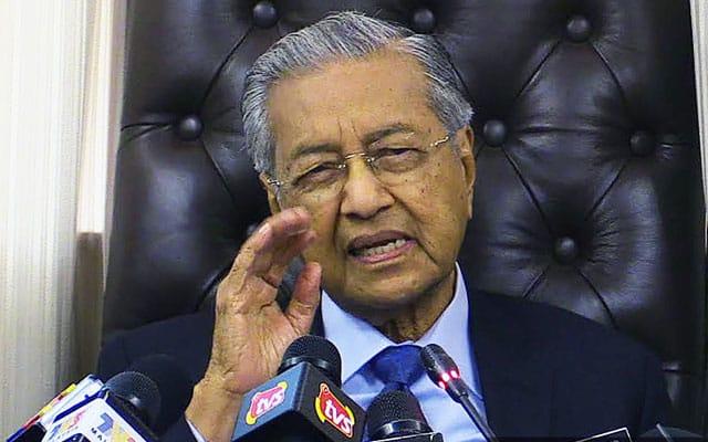 Kerap turun padang dan tepati janji punca saya dapat sokongan – Mahathir