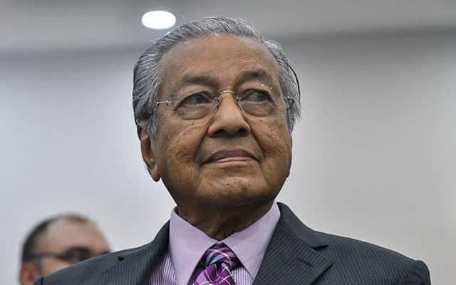 Mahathir dedah didesak kembali jadi PM