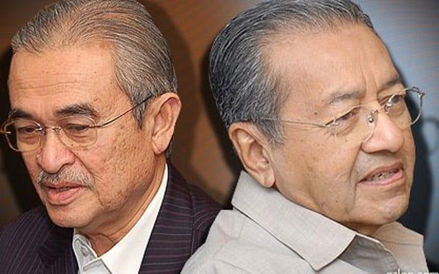 Mahathir salahkan Pak Lah pula kerana kegagalan wawasan 2020