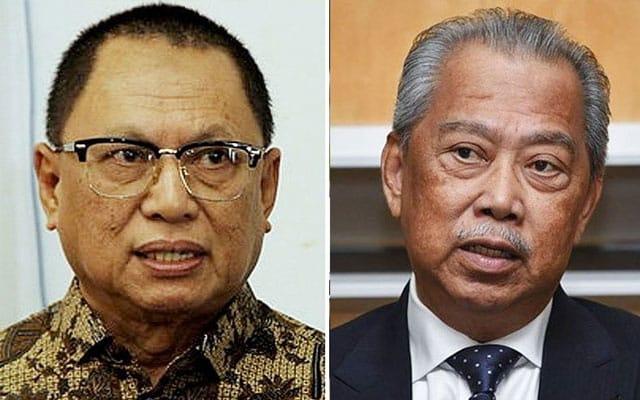 Muhyiddin mahu saman pemimpin Umno jika tak mohon maaf
