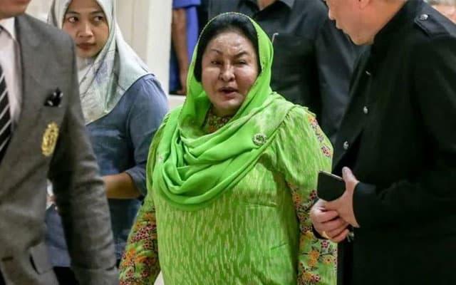 Rosmah perlu bela diri? Keputusan hari ini