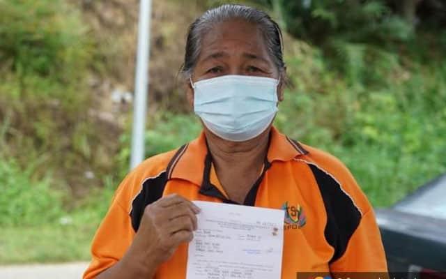 Penduduk pendalaman Sabah zahir kekesalan dikompaun RM1000 kerana keluar beli barang