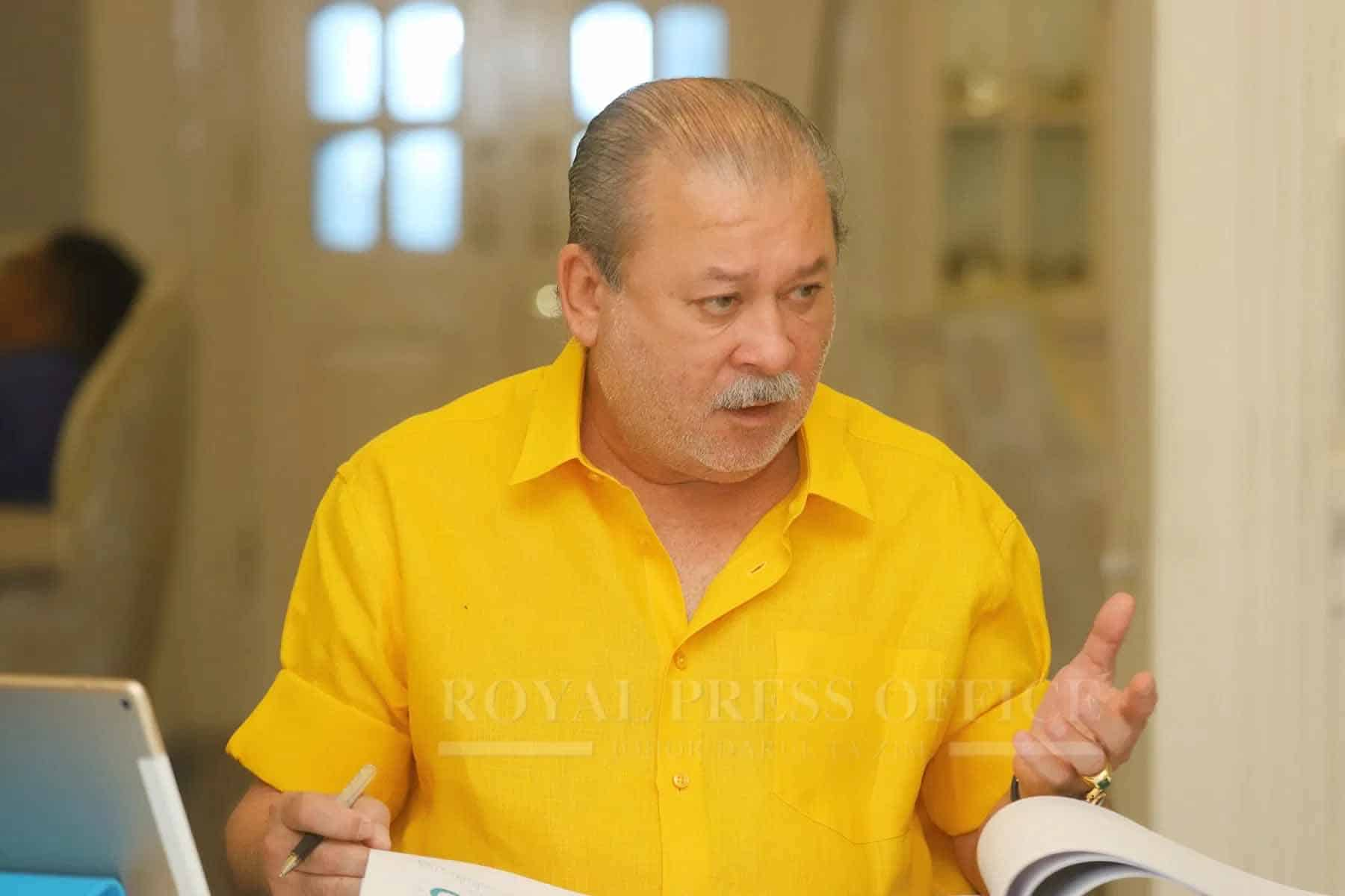 Orang cina adalah bangsa Johor, sama dengan orang melayu – Sultan Johor