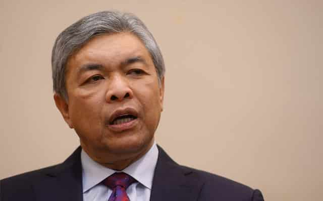 Ketua Umno bahagian mahu Zahid letak jawatan, elak dibuli Bersatu